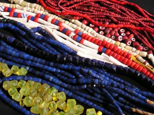 Celilo Falls Trade Beads