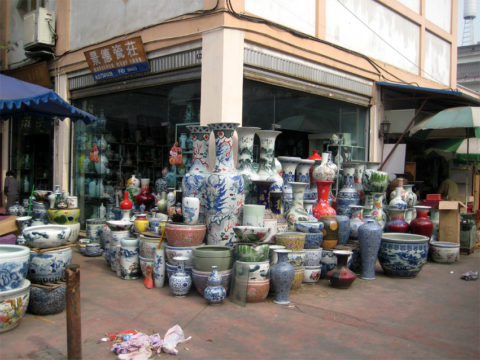 Old Market Ceramics