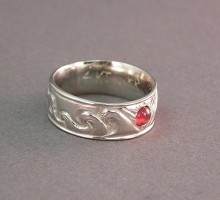 Photo of Our Story Wedding Ring