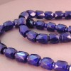 Russian Blue Chief Trade Beads in Excellent condition circa mid 1800s