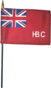 Flag of the Hudson's Bay Company