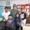Mt. Changbai Islamic Family who Owned a Resteraunt