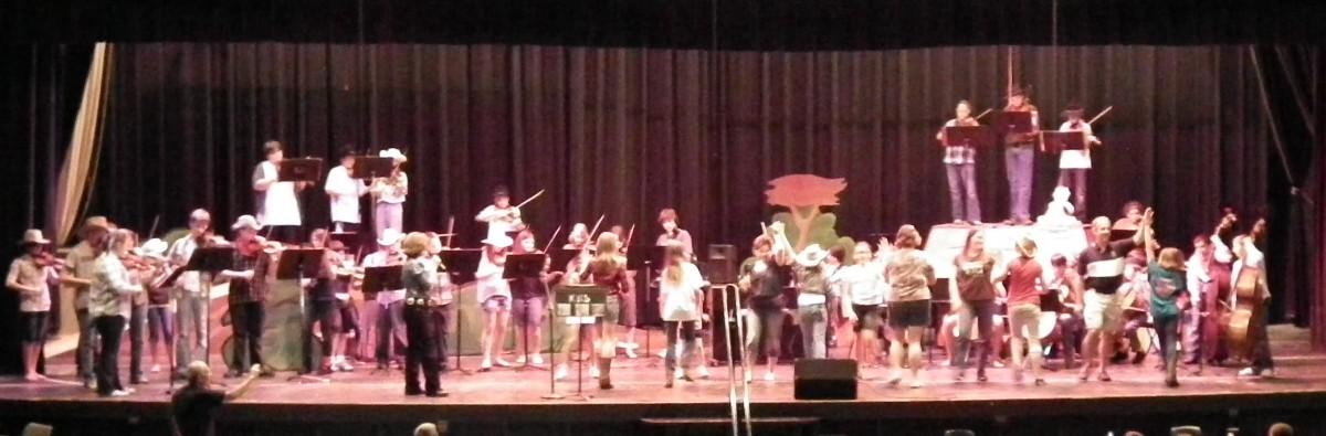 2011 Fiddle Camp, Kearney NE