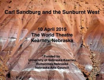 Carl Sandburg and the Sunburnt West